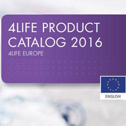 4life product catalog 2016 EUROPE