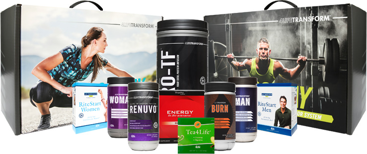 new-4life-products